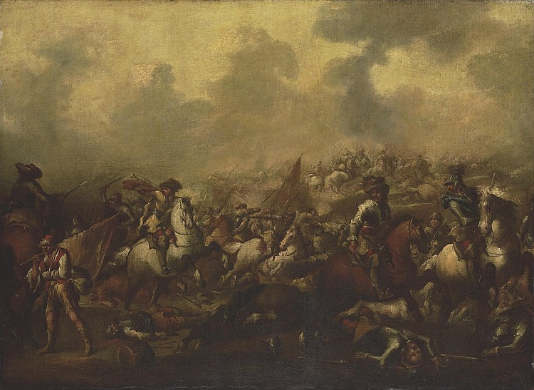 Antonio Maria Marini (Venice 1668-1725)