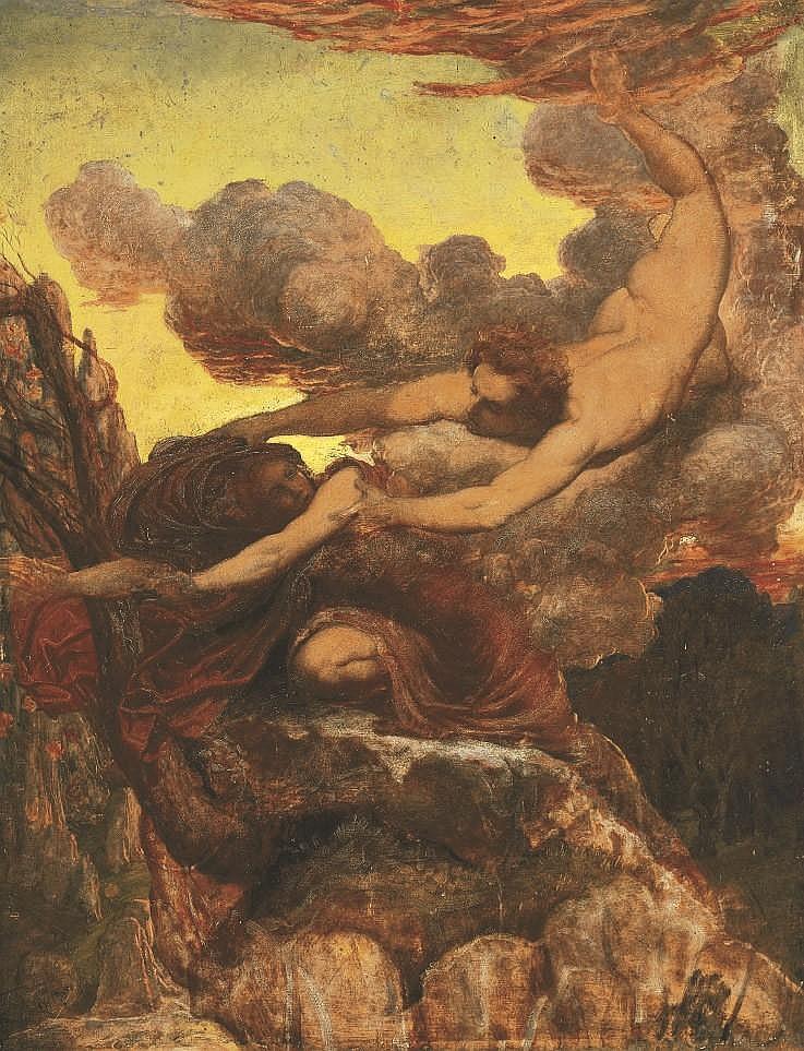 Sir William Blake Richmond, R.A. (1842-1924)