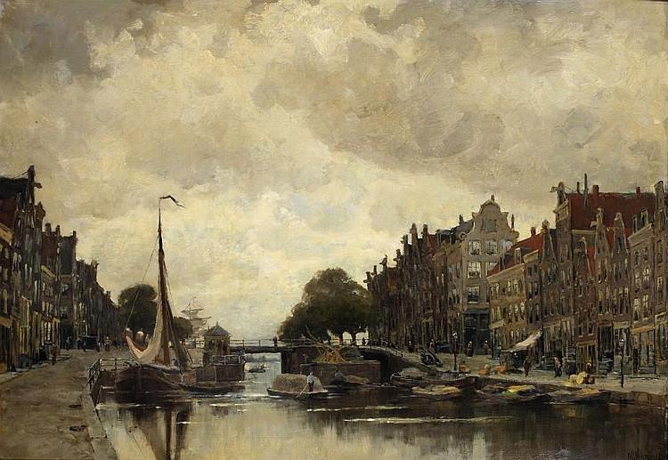 Jan Hillebrand Wijsmuller (1855-1925)