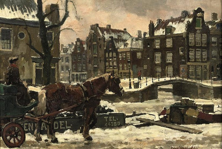 Frans Langeveld (1877-1939)