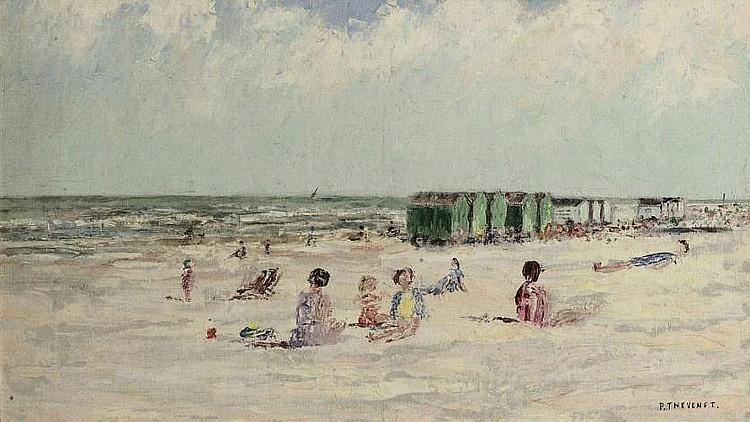 Pierre Thevenet (1870-1937)