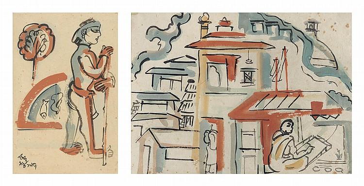 BENODE BEHARI MUKHERJEE (1904-1980)