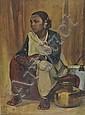 NARAYAN SHRIDHAR BENDRE (1910-1992)                                        , Narayan Shirdar Bendre, Click for value