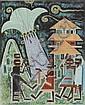 LAXMAN PAI (B. 1926)                                        , Laxman Pai, Click for value
