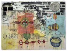 Fabrice Hyber (né en 1965) - Miam