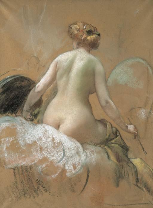 HENRI GERVEX (PARIS 1852-1929)