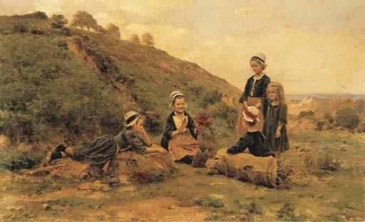 CESAR PATTEIN (STEENVOORDE 1850-1931)