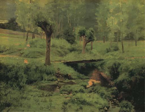 ANTOINE CHINTREUIL (PONT-DE-VAUX 1816-1873 SEPTEUIL)