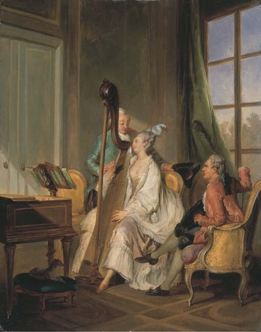ATTRIBUE A JEAN-MICHEL MOREAU LE JEUNE (PARIS 1741-1814)