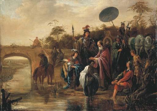 JACOB DE WET II (HAARLEM 1640-1693 AMSTERDAM)