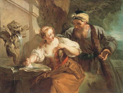 FRANCOIS LEMOYNE ET ATELIER (PARIS 1688-1737)
