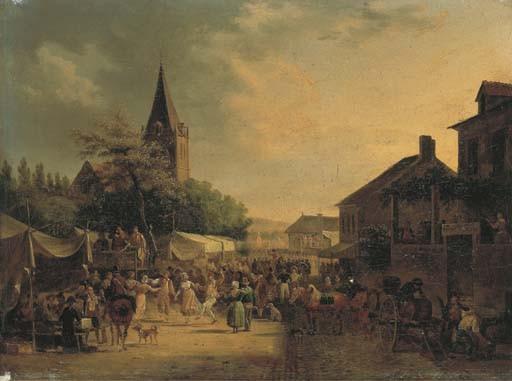 JEAN-FRANCOIS DEMAY (MIRECOURT 1798-PARIS 1850)