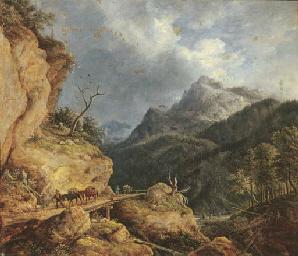 Johann Jakob Dorner Jun. (German, 1775-1852)