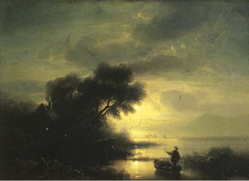 August Seidel (German, 1820-1904)