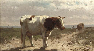 Jan Vrolijk (Dutch, 1845-1894)
