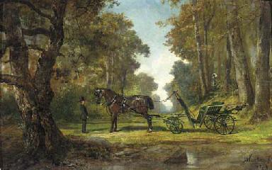 Martinus Antonius Kuytenbrouwer (Dutch, 1821-1897)