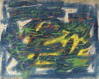 Andr' van der Vossen (Dutch, 1893-1963)