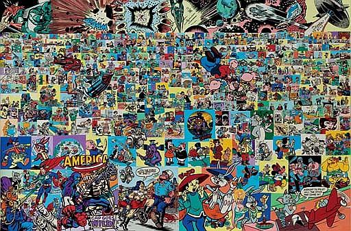 Comicscape
