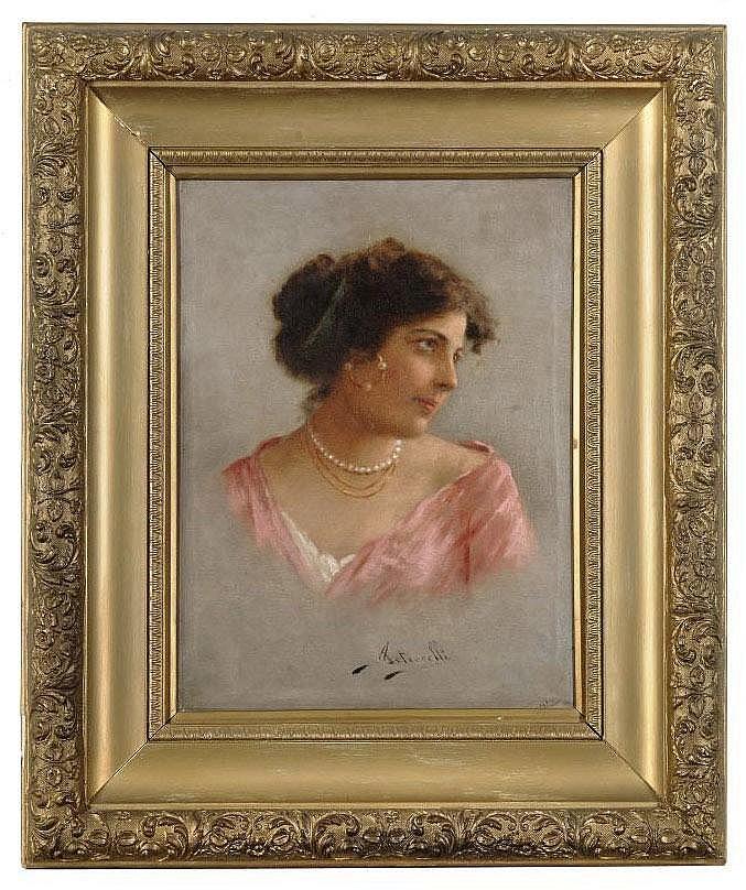Achille Petrocelli (Italian, c.1861)