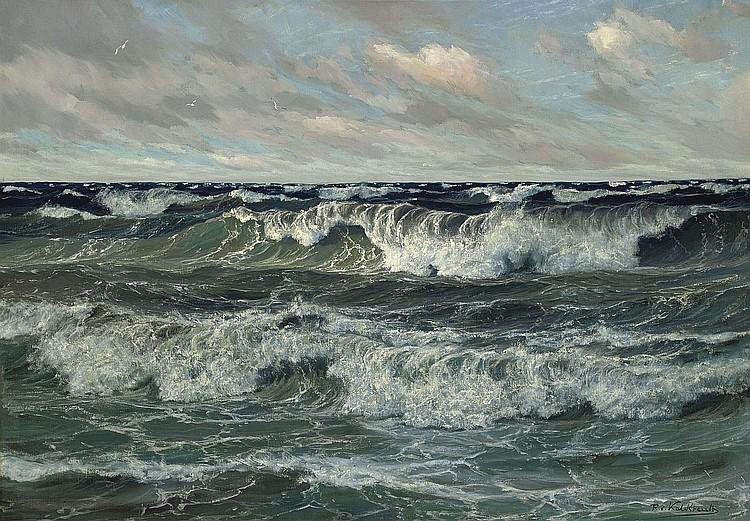 Patrick von Kalckreuth (Kiel 1898-1970 Starnberg)