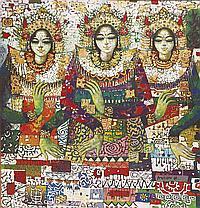 ANTON HUANG (Indonesia 1935-1985)