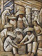Alfredo Ramos Martínez (Mexican 1871-1946)                                        , Alfredo Ramos Martinez, Click for value