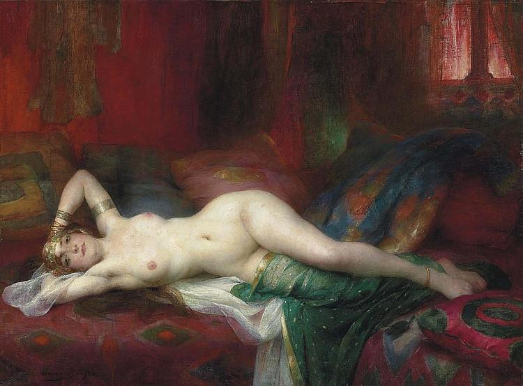 Adrien-Henri Tanoux (French, 1865-1923)