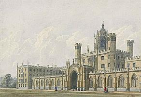 George Pyne, A.O.W.S. (London 1800-1884)