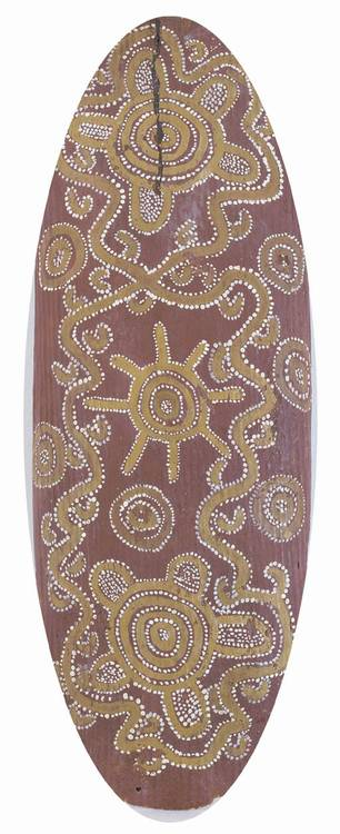 BILLY STOCKMAN TJAPALTJARRI (BORN CIRCA 1927)
