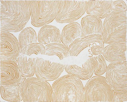 NINGURA NAPURRULA (BORN CIRCA 1938)