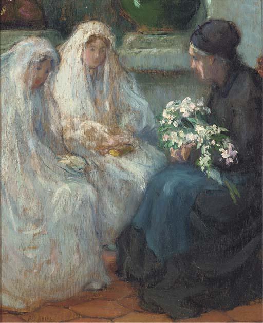 Antoine Daens (French, 1871-1946)