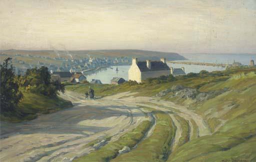 André-Eugène Dauchez (French, 1870-1948)