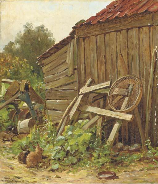 Hector Chalmers (British, 1849-1943)