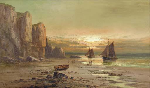 Frank Hider (British, 1861-1933)