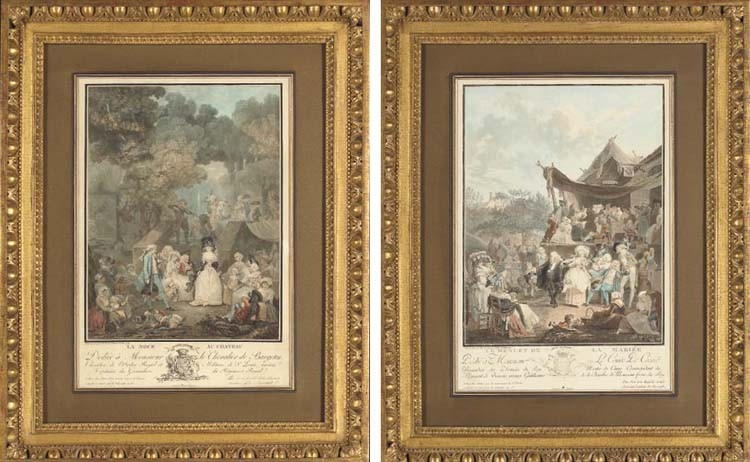 PHILIBERT-LOUIS DEBUCOURT (1755-1832)