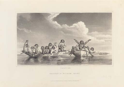 <B>FREDERICK WILLIAM BEECHEY (1796-1856)</B>