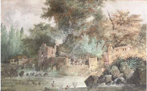 Louis Bélanger (Paris 1736-1816 Stockholm)