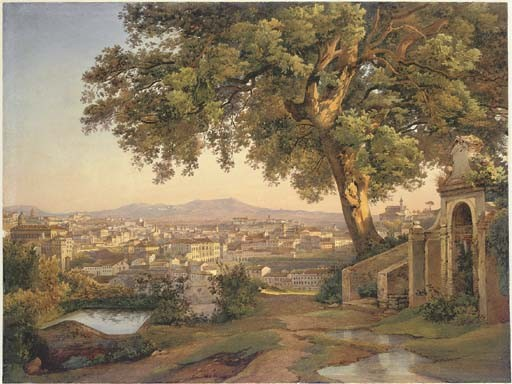 Salomon Corrodi (Fehralthof 1810-1892 Como)