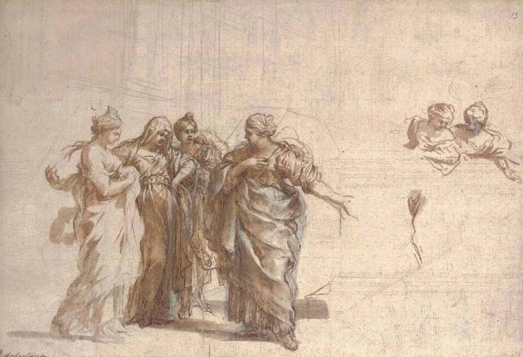 Pietro Berrettini, called Pietro da Cortona (Cortona 1596-1669 Rome)