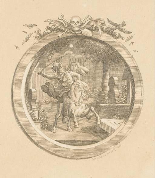 Daniel Nikolaus Chodowiecki (Danzig 1726-1801 Berlin)
