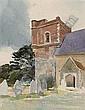 Flint church, Charles (1901) Knight, Click for value