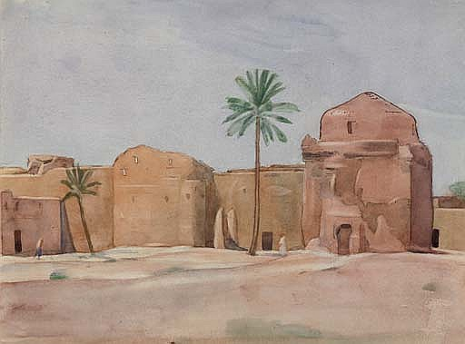 A town in North Africa