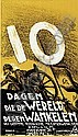 10 Dagen Die De Wereld Deden Wankelen/Ten Days That Shook The World, Henri Christiaan Pieck, Click for value