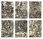 The Apocalypse (B. 60-75; M., Holl. 163-178; S.M.S. 109-126), Albrecht Durer, Click for value