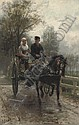 A romantic ride , Otto Eerelman, Click for value