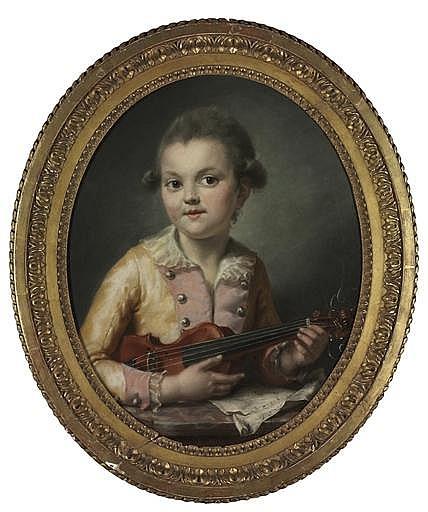 Attributed to Nicolas-Bernard Lépicié (Paris 1735-1784)
