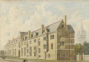 George Pyne, A.O.W.S. (1800-1884)
