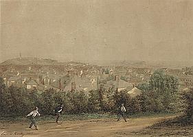 Louis Conrad de Kock (French, b. 1815)