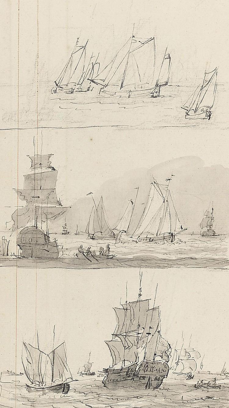 Gerrit Groenewegen (Rotterdam 1754-1826)