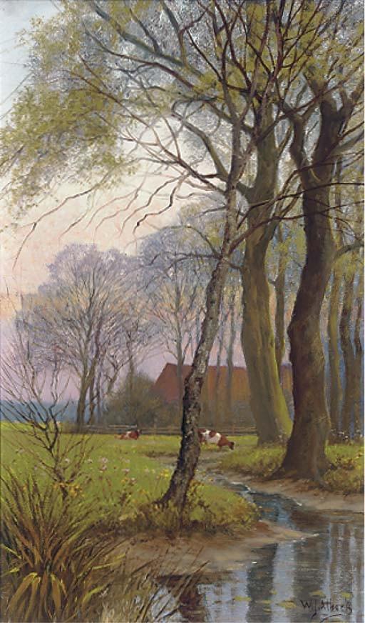 Willem Jacobus Alberts (Dutch, b.1912)